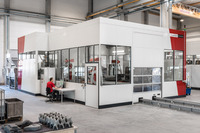 Sistem prototipare 3D industrial pentru turnare si matritare Voxeljet VX4000